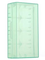 Green Transparent 18650 Battery Box 1 Piece 5