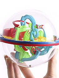 Bolas Bola Mágica Jogos de Labirinto & Lógica Truques de Magia Labirinto Brinquedo Educativo Brinquedos Redonda 3D Rapazes Para Meninas 1