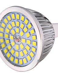 economico -YWXLIGHT® 7W 600-700lm MR16 Faretti LED MR16 48 Perline LED SMD 2835 Decorativo Bianco caldo Luce fredda Bianco 12V