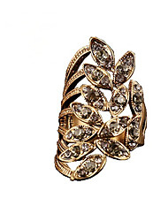 cheap -Vintage Zinc Alloy Diamond-Encrusted Rings In European And American Fashion 002