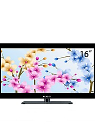 economico -aocg 16 pollici tv 1024 * 768 ultra-sottile tv led tv usb sottile tv bordo stretto