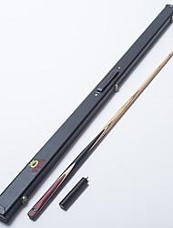 OMIN Snooker Cue  1Piece Ash shaft Handmade Billiard Cue VIP Members