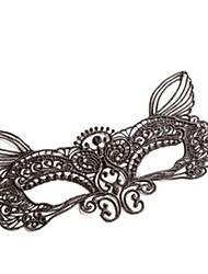 Недорогие -Маски на Хэллоуин Товары для вечеринки Игрушки Для вечеринок Новинки Кружева Ужасы Куски Женские Хэллоуин Подарок