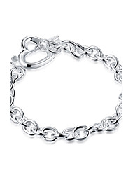 Women's Chain Bracelet Charm Bracelet Jewelry Basic Simple Style Fashion Vintage Bohemian Punk Personalized Hip-Hop Rock Hypoallergenic
