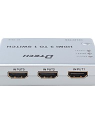 abordables -HDMI 1.4 Splitter, HDMI 1.4 to HDMI 1.4 Splitter Hembra - Hembra