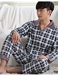 男性用 コットン パジャマ