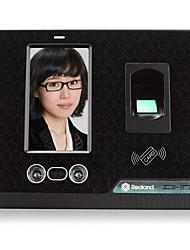 baratos -Máquina de atendimento Gravar a consulta Rosto Cartão de Identidade Impressão digital Fábrica Escritório