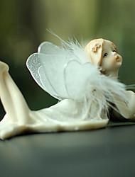 Недорогие -DIY автомобильных украшений цветок фея ангел романтический кулон автомобиля&Декоративная смола