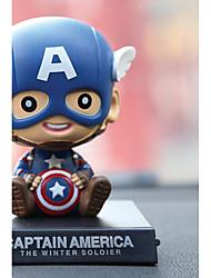 Недорогие -Diy автомобильные украшения мультфильм аниме персонаж куклы автомобиль кулон&Украшения пластиковые