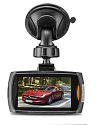 cheap -G30 1920 x 1080 170 Degree Car DVR GP2158A 2.7 inch Dash Cam G-Sensor Parking Mode motion detection Loop recording auto on/off Emergency