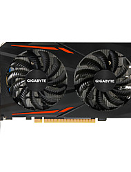 Недорогие -GIGABYTE Video Graphics Card GTX1050 1518MHz/7008MHz2GB/128 бит GDDR5