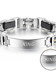 cheap -Fashion jewelry bicycle chain bracelet for men Korean jewelry wholesale BA101914