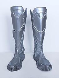 preiswerte -Cosplay Schuhe Cosplay Stiefel Wacht Cosplay Anime Cosplay Schuhe Leder PU - Leder/Polyurethan Leder Kunstleder Unisex Erwachsene