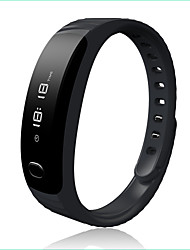 cheap -Smart Bracelet iOS Android Touch Screen Water Resistant / Water Proof Calories Burned Pedometers Exercise Record Health Care Distance
