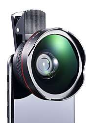 cheap -Cherllo 026 Mobile Phone Lens 0.6X Wide Angle 12.5X Macro External Lens