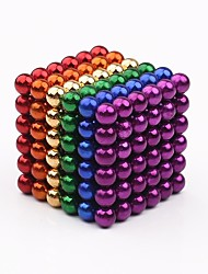 cheap -1 pcs Magnet Toy Building Blocks / Puzzle Cube / Super Strong Rare-Earth Magnets Fashion Unisex Adults' Gift