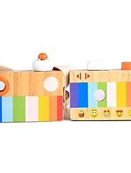 cheap -Kaleidoscope Construction Tools Educational Toy Toys Camera Shape Toys Kids Boys Girls' 1 Pieces