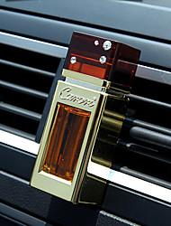 Automobile air outlet griglia profumo creativo tuyere profumo automotive purificatore d'aria