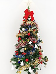 1PC 1.5 m / 150cm Luxury Encryption Christmas Tree Decorated Living Room Suite Hotel Packages Christmas New Year Gif