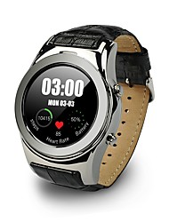 cheap -Smart Watch Touch Screen Heart Rate Monitor Water Resistant / Water Proof Calories Burned Pedometers Exercise Record Camera Distance