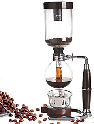ZCMKCJ0012 Siphon Coffee Pot Household Coffee Machine For Five People