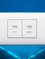 Недорогие -Электрические розетки PP Нет 18*8*4