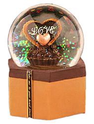 cheap -Balls Music Box Furnishing Articles Kid's Adults Kids Adults' Gift Crystal Women's Girls'