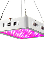 cheap -280W LED Grow Lights 100 High Power LED 200-2300 lm Warm White Red Blue UV (Blacklight) K AC85-265 V