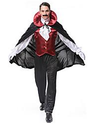 Недорогие -Вампиры Косплей Косплэй Kостюмы Муж. Хэллоуин Карнавал Фестиваль / праздник Костюмы на Хэллоуин Инвентарь другое Винтаж