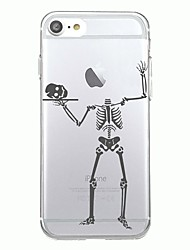 Per la copertura posteriore del modello della copertura posteriore di caso di copertura posteriore di caso di iphone 7plus per il iphone 7