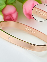 cheap -Titanium bracelet wholesale furnace rose gold bracelet wholesale Korea fashion accessories