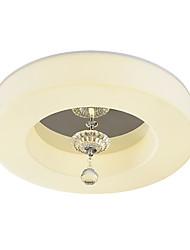 cheap -Modern/Contemporary LED Flush Mount For Living Room Bedroom AC110-240V Bulb Included