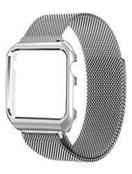 abordables -Bracelet de Montre  pour Apple Watch Series 3 / 2 / 1 Apple Bracelet Milanais Outils DIY Acier Inoxydable Sangle de Poignet