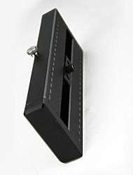Asj micro1 mikropáskovaná miniaturní snímačová kamera slave přenosná dráha slr kamera posuvná lišta