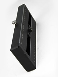 Asj micro1 mini slitta scorrevole micro slitta portatile schermata portatile slr slitta porta scorrevole