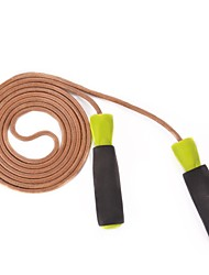 Jump Rope/Skipping Rope Exercise & Fitness Durable Jumping Help to lose weight leather-