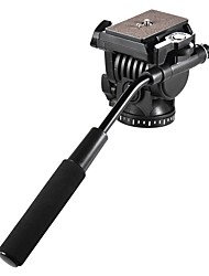 Andoer ABS 360 Fluid Drag Video Action Head Panoramic Hydraulic Damping Photographic Head for Canon Nikon Sony DSLR Camera Camcorder
