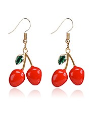 Women's Earrings Set Fashion Personalized Alloy Fruit Jewelry For Daily Casual Going out Street