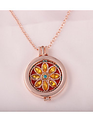 cheap -Women's Pendant Necklace - Locket Fashion Gold Necklace For Wedding, Party, Birthday / Graduation / Gift / Daily