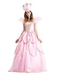 abordables -Princesse Conte de Fée Cosplay Costumes de Cosplay Bal Masqué Féminin Halloween Carnaval Fête / Célébration Déguisement d'Halloween