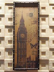 Decorazione della parete Legno Vintage Decorazioni da parete,1