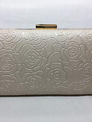 Women Bags All Seasons PU Evening Bag for Event/Party Gold Black Silver Apricot Wine
