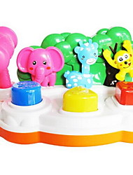 Toy Instruments Toys Animal Toys Plastics Pieces Kids' Gift