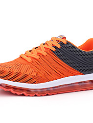 Men's Athletic Shoes Comfort Fall Winter EVA Running Shoes Athletic Casual Outdoor Office & Career Work & Safety Blue Ruby Orange Black