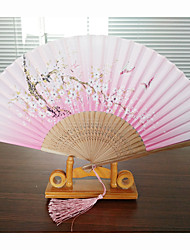 The Sakura Butterfly Fan (Set Of 1) Random Pattern