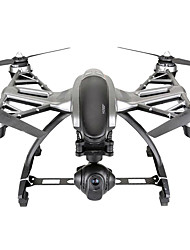 Drohne Q500 3 Achsen Mit 1080P HD - Kamera FPV LED - Beleuchtung Ausfallsicher Kopfloser Modus Mit KameraFerngesteuerter Quadrocopter
