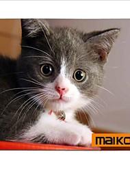 Tapis de souris maikou chat porte lunettes pc mat accessoire informatique