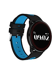 Недорогие -Умный браслет YYCF007 для iOS / Android / iPhone Пульсомер / Измерение кровяного давления / Израсходовано калорий / Длительное время ожидания / Хендс-фри звонки / Сенсорный экран / Защита от влаги