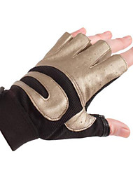 cheap -Half-finger Men's Motorcycle Gloves Oxford Fabric Trainer Breathable Professional Lightweight