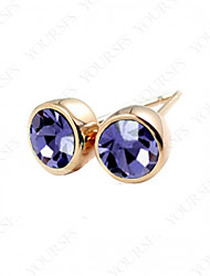 Women's Stud Earrings Imitation Pearl Bohemian Gold Plated Jewelry For Party Birthday Daily Office & Career